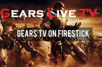 gears tv on firestick