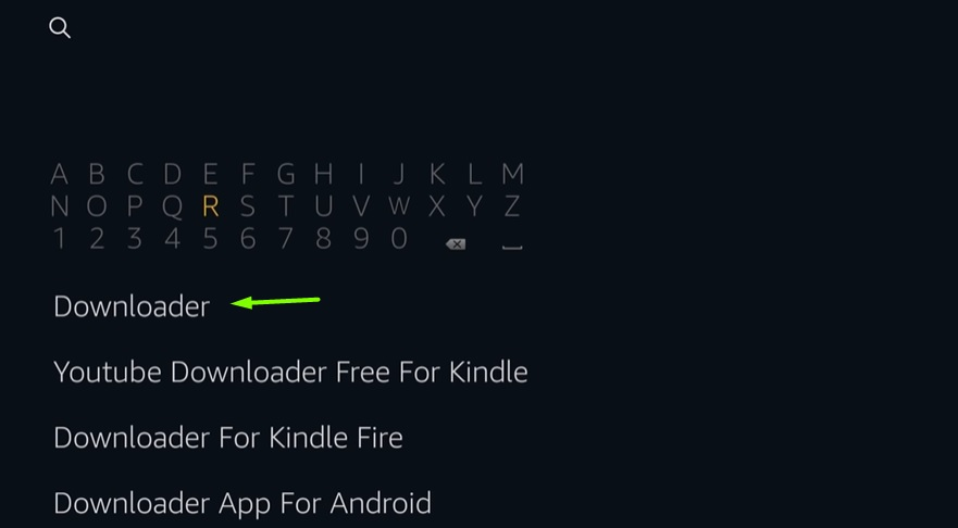 downloader for firestick