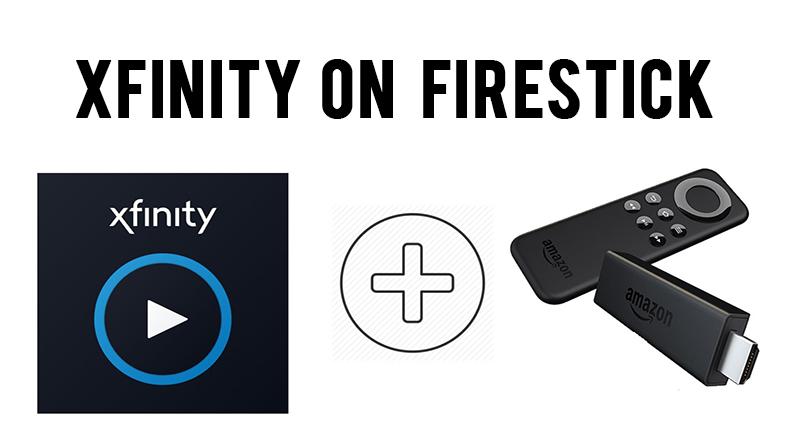 Xfinity on firestick