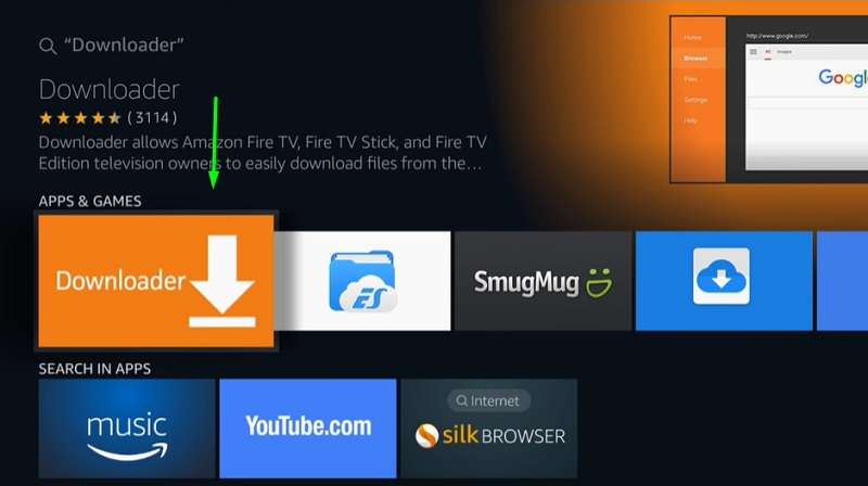 How to Install Google Chrome on Firestick & Fire TV [Working 2019]