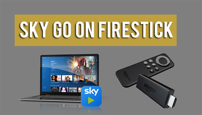 amazon fire stick sky go