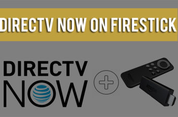 directv now on firestick