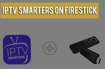 iptv smarters on firestick