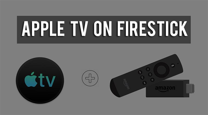 apple tv on firestick
