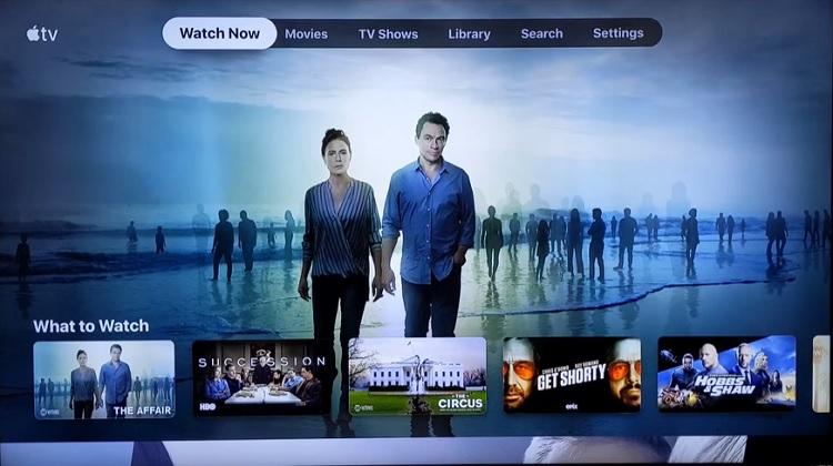 watch Apple TV App on Fire TV