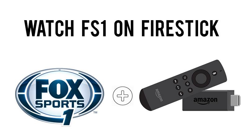 fs1 on firestick