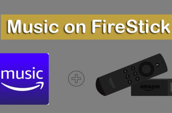 music on firestick