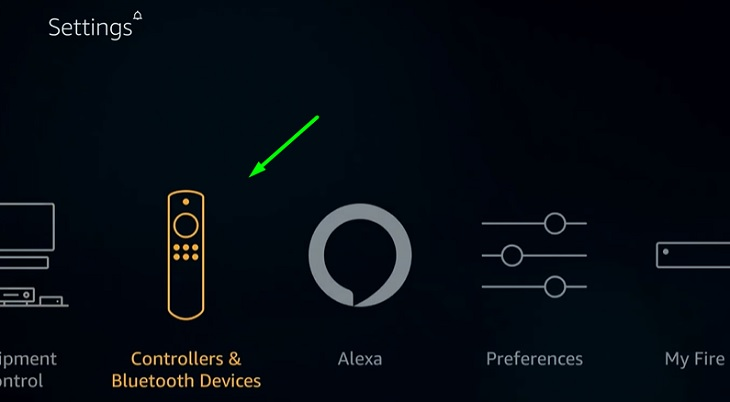 how to pair firestick remote to firestick