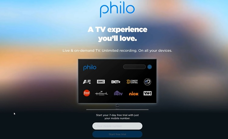 watch Philo TV on Amazon Firestick