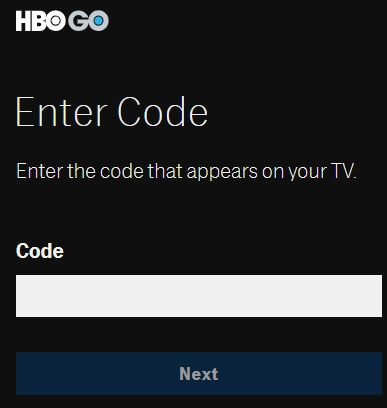 activate HBO GO