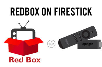 redbox on firestick
