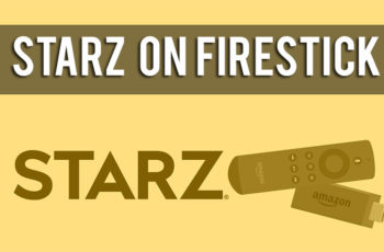 starz on firestick