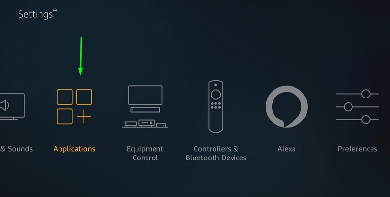 remove app from firestick