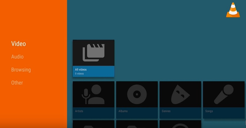 how to use vlc for firestick