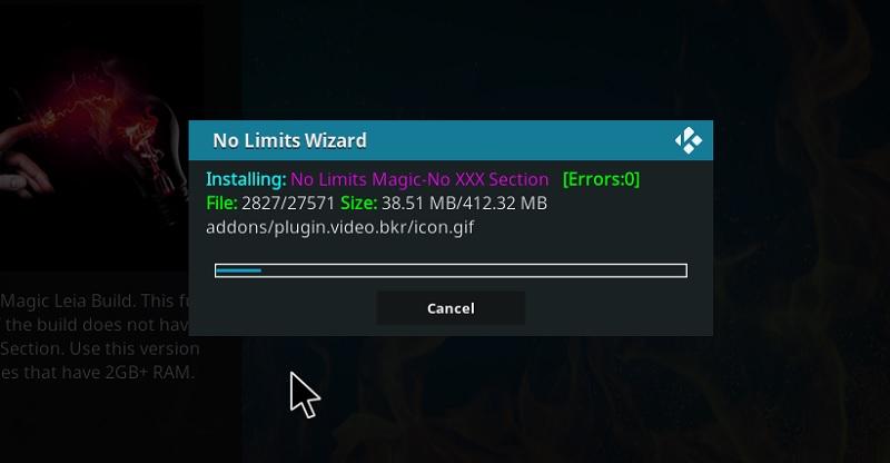 no limits wizard download