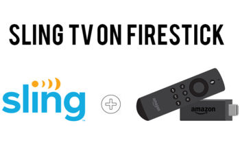 sling tv on firestick