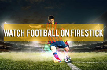 watch football on firestick