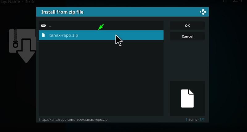 Xanax-repo.zip file