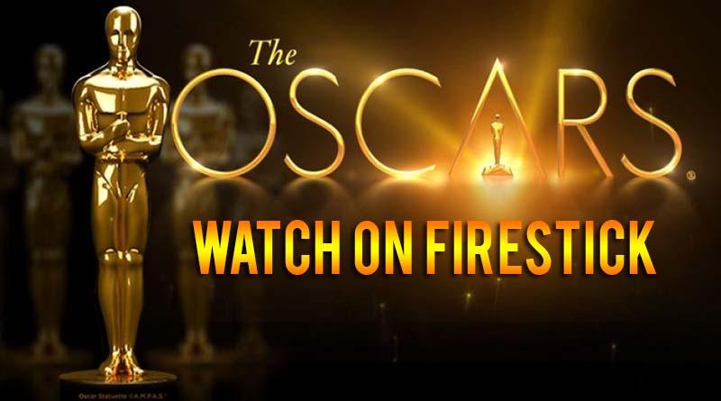 oscar awards on firestick