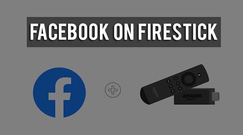 facebook on firestick