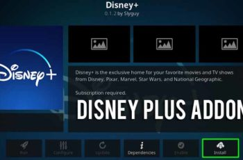 disney plus on kodi
