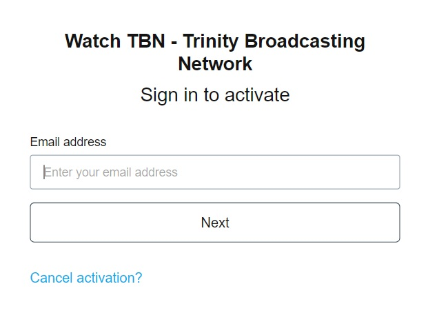 How to Activate TBN on Firestick